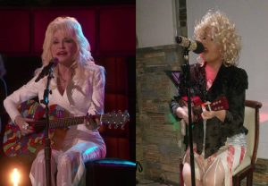 Dolly i Dolly sa gitarom